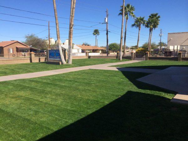 Commercial Landscaper Service Phoenix