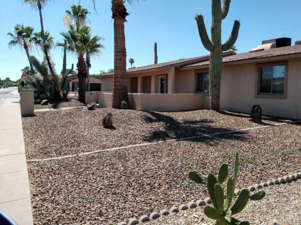 Quality Care Landscape Management Desert Landscaper